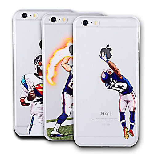 Dope Football iPhone Cases (Choose Player)