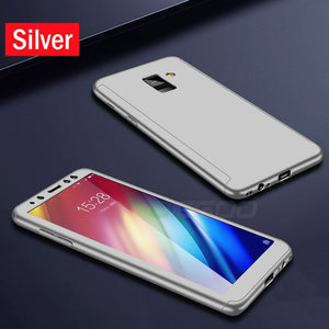 360 Magnetic Protective Phone Case For Samsung