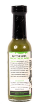 Load image into Gallery viewer, Nurse Shark Jalapeno Hot Sauce (5oz, Warm Heat)