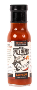 Smoked Maple Sriracha (8oz, Mild Heat)