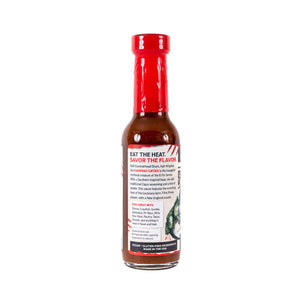 6 Fin Series Hammah Gatah Hot Sauce (5oz, Extreme Heat)
