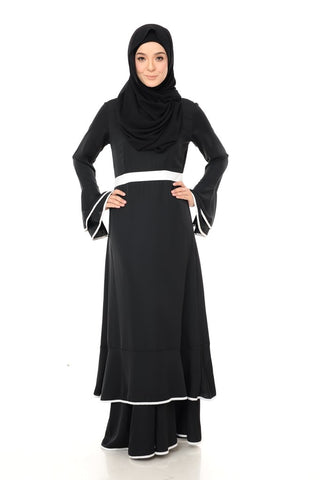 Camilia Dress (Black)