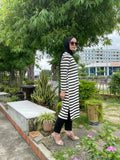 Sarah Striped Tunic