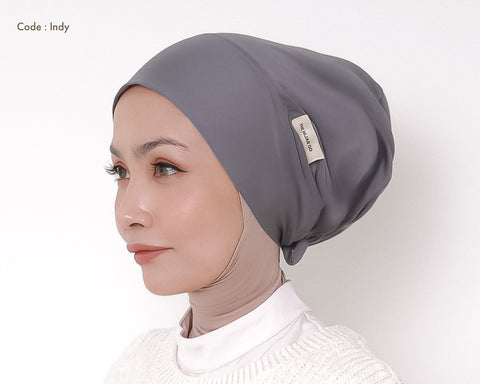 Lux Inner Bonnet Hijab in Indy