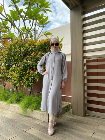 LIza Tunic in Grey