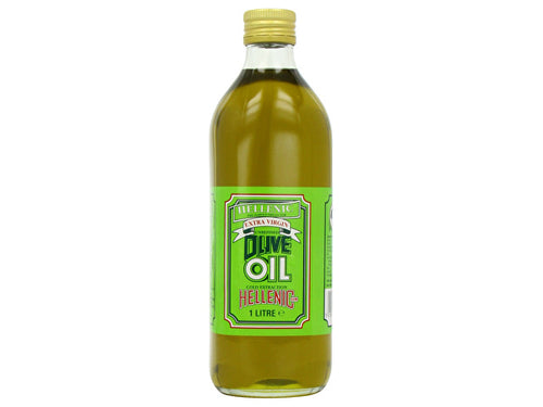Hellenic Extra Virgin Olive Oil - 1Ltr