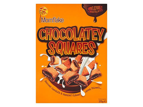 Mornflake Chocolate Squares - 375g