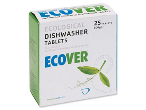 Ecover Dishwasher Tablets - 25s