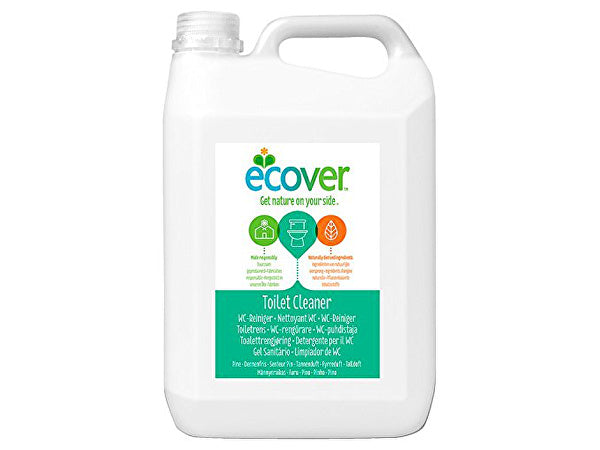 Ecover Toilet Cleaner - Concentrated - 5Ltr