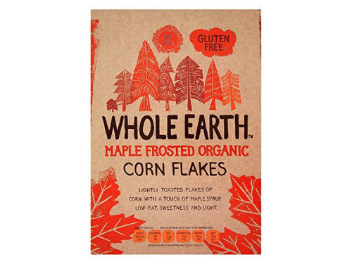 Whole Earth Maple Frosted Flakes - 375g