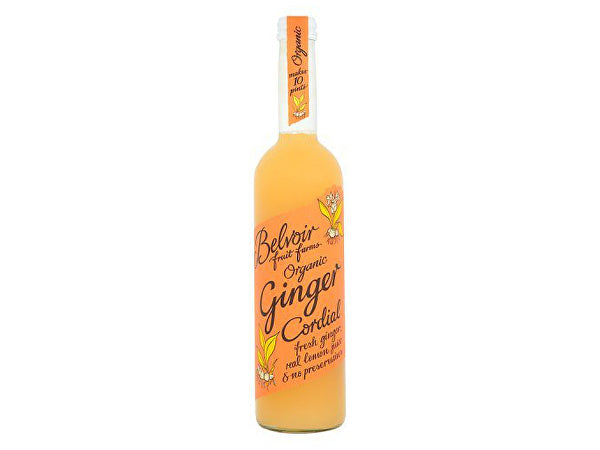 Belvoir Ginger Cordial - Organic - 500ml