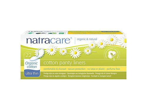 Natracare Panty Liners - Organic - 22s