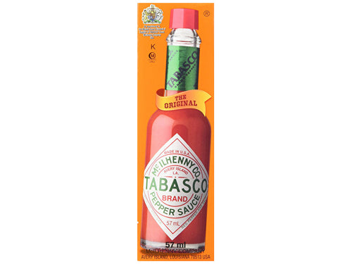 Tabasco Red Pepper Sauce - 57ml
