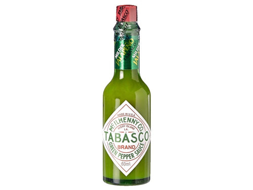 Tabasco Green Pepper Sauce - 57ml