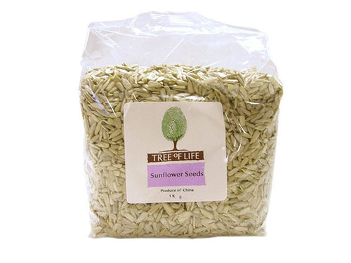 Tree Of Life Organic Sunflower Seeds - 1kg x 6