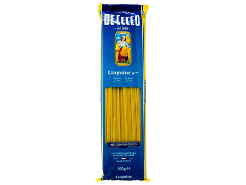 DeCecco Durum Wheat Linguine Pasta - 500g