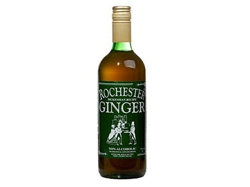 Rochester Ginger Wine - Non Alcoholic - 725ml