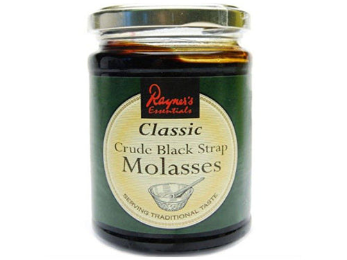 Rayners Crude Black Strap Molasses - 340g