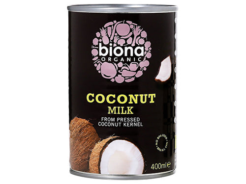 Biona Coconut Milk - Organic - 400ml