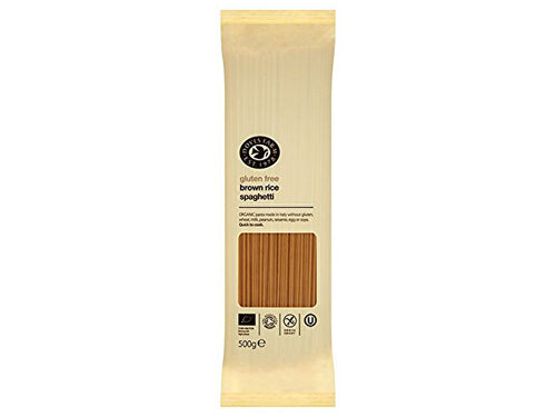 Doves Farm Freee Brown Rice Spaghetti - Organic - 500g