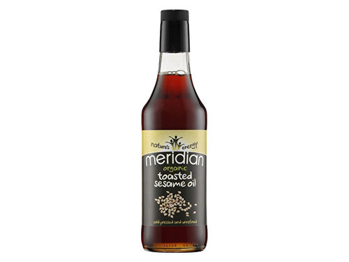 Meridian Toasted Sesame Oil - Organic - 500ml