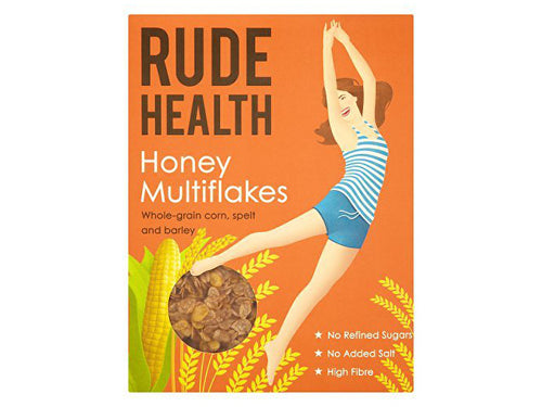 Rude Health Honey Multiflakes - 425g
