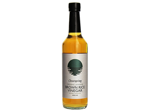 Clearspring Organic Brown Rice Vinegar - 500ml