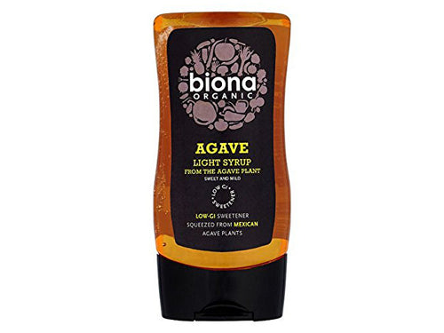 Biona Light Agave Syrup - 250ml