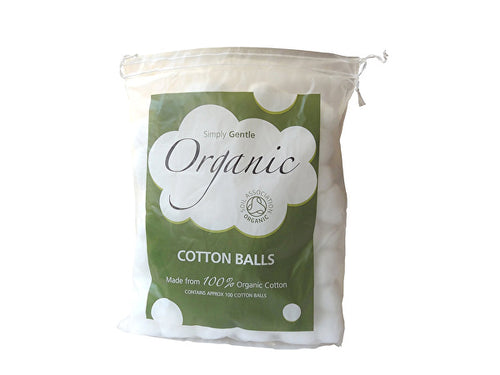 Simply Gentle  Cotton Balls - 100s