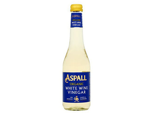Aspall Organic White Wine Vinegar - 350ml