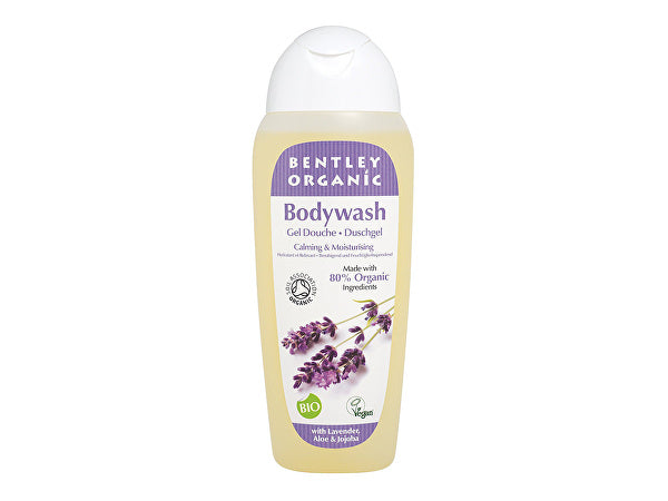 Bentley Calming & Moisturising Body Wash - 250ml