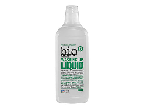 Bio-D Washing Up Liquid - 750ml