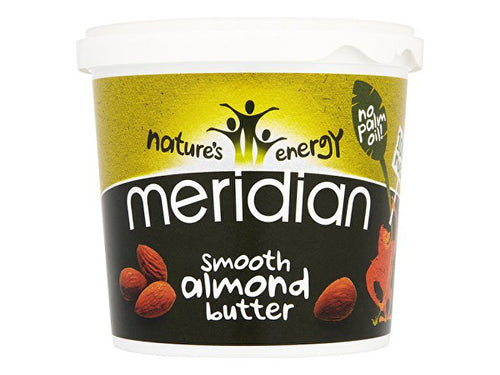 Meridian Almond Butter - Smooth - 1kg