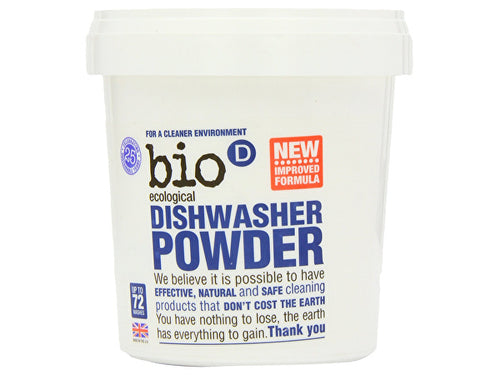Bio-D Dishwasher Powder - 720g