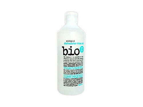 Bio-D Dishwasher Rinse Aid - 750ml
