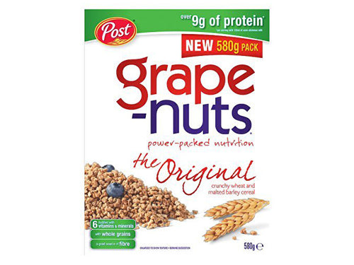 Post Grape Nuts - 580g