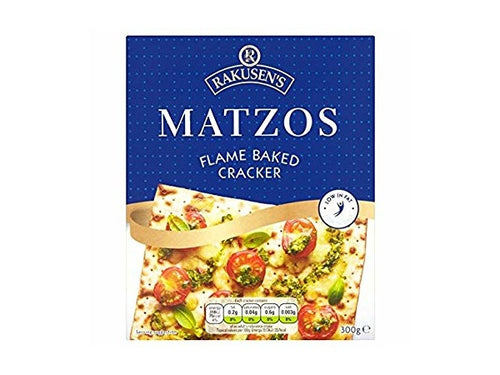 Rakusen Traditional Matzos - 300g