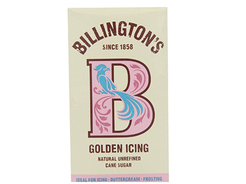 Billingtons Golden Icing Sugar - 500g