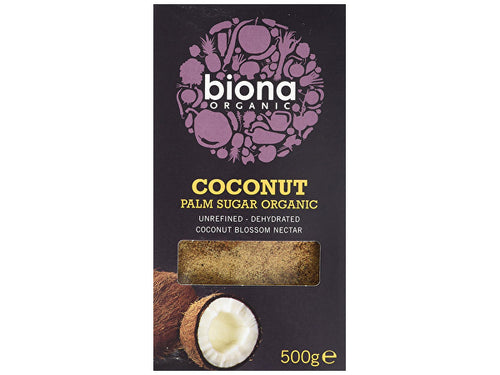 Biona Coconut Palm Sugar - 500g