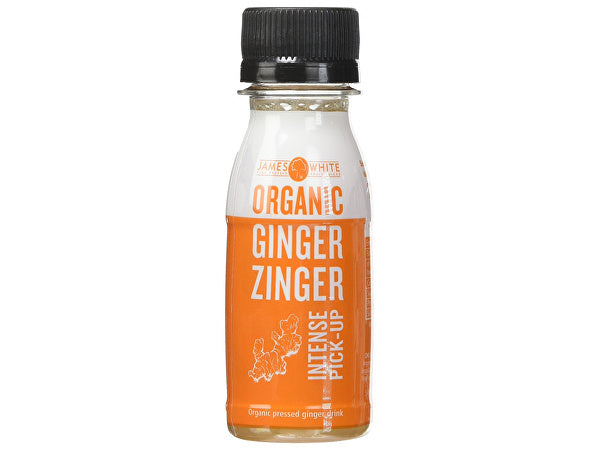 James White Organic Ginger Zinger Shot - 7cl x 15
