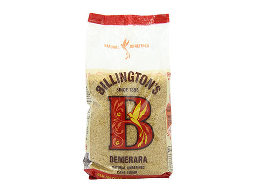 Billingtons Demerara Sugar - 500g