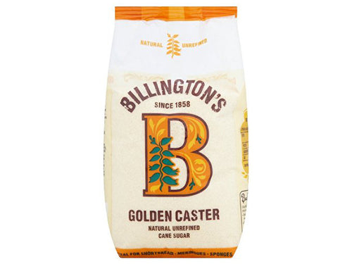 Billingtons Golden Caster Sugar - 1kg