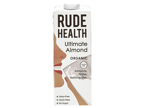 Rude Health Ultimate Almond Drink - 1Ltr