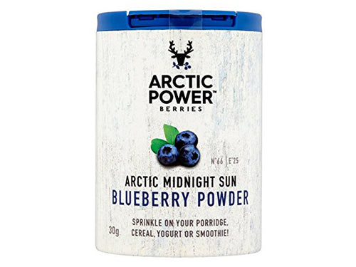 Arctic Power 100% Pure Blueberry Powder - 30g