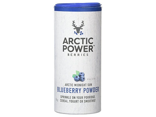 Arctic Power 100% Pure Blueberry Powder - 70g