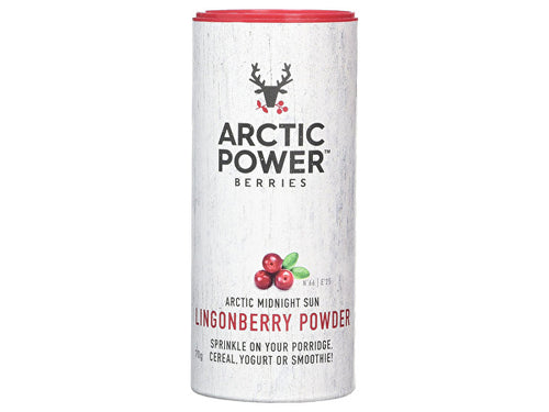 Arctic Power 100% Pure Lingonberry Powder - 70g
