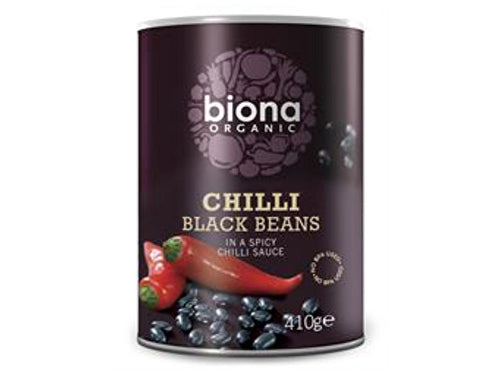 Biona Black Bean Organic Chilli - 400g