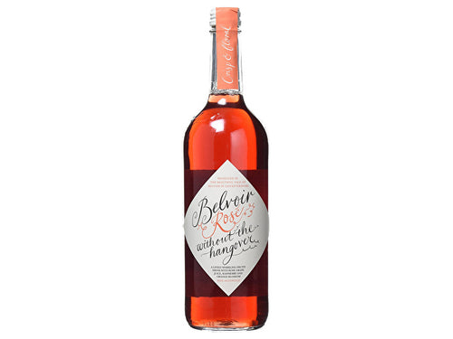 Belvoir Sparkling Rose Non-Alcoholic Wine - 750ml