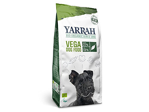 Yarrah Adult Organic Vegan Dog Food - Baobab - 10kg