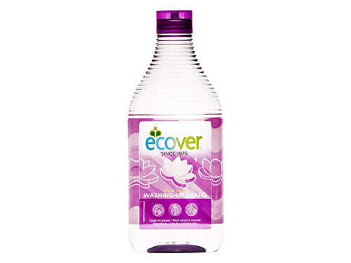 Ecover Washing Up Liquid - Lily & Lotus - 450ml